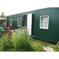 Дачный дом из контейнера - особенности и плюсы
