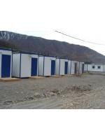 Вахтовые поселки из блок-контейнеров